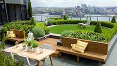 15 Enchanting and Whimsical Roof Garden Landscape Designs   Home Design Lover