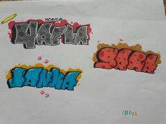 Graffiti Wafla Sara Janka