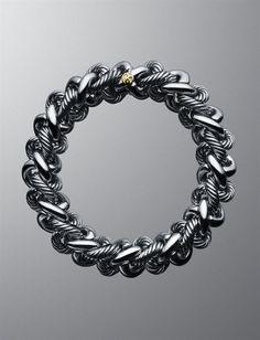 David Yurman | Men | Bracelets: Infinity Link Bracelet
