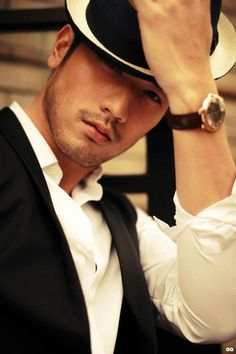 Godfrey Gao aka my husband