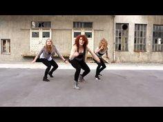 "Emma MR Ragga/Dancehall Choreografie - Million Stylez ""Miss Fatty"" - YouTube"