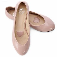 Sexy Nude Patent Leather Comfortable Evening Ball Cocktail Pumps Shoes SKU-1090757