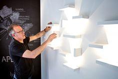 Set de Vibia (6) cuando el usuario se convierte en el diseñador de la lampara
