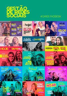 Redes Sociais on Behance Social Media Ad, Social Media Banner, Social Media Template, Graphic Design Branding, Graphic Design Posters, Graphic Design Inspiration, Instagram Banner, E Book, Banner Images