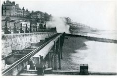 Tidal wave of 1929 | Personal Stories | Our Histories | East ... Photo:Volks Electric Railway, East Cliff, 1895