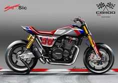 Honda has confirmed that its new TR concept and Africa Twin Enduro Sports concept will be on display at Motorcycle Live – the first time the bikes will have been seen in the UK. Only just unveiled at EICMA in Milan last week, […] Motorcycle News, Moto Bike, Cafe Racer Motorcycle, Motorcycle Style, Motorcycle Parts, Concept Motorcycles, Custom Motorcycles, Custom Bikes, Custom Bobber