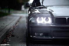 Stanced Flush BMW 3 Series (4)