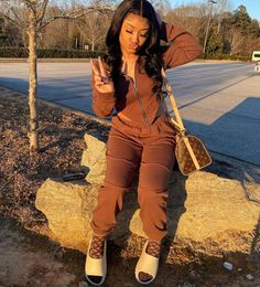 Boujee Outfits, Baddie Outfits Casual, Swag Outfits For Girls, Teenage Girl Outfits, Cute Swag Outfits, Chill Outfits, Cute Comfy Outfits, Teenager Outfits, Dope Outfits