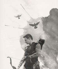 Jeremy Renner // Hawkeye