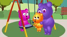 Gummy Bear Babies Compilation 30 min 💗 Surprise Eggs Play Doh Nursery Rh...