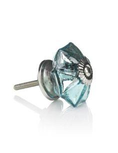 Mercury Glass Door Knob