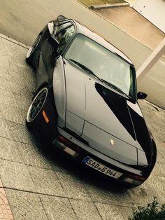 Porsche 944 ||| Porsche Vergasertechnik www.stehmann-vergasertechnik.de - www.vergasertechnik-stehmann.de