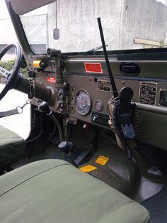 jeep cj7 military style - JeepForum.com