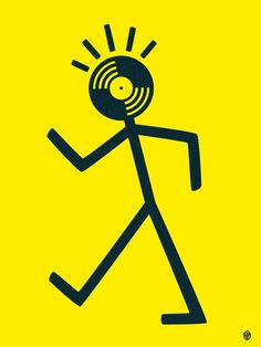 Minimalist Ingenious Music Posters by Christopher David Ryan (13 Illustrations)