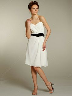 Love the dress but unsure about the belt