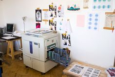 Rise of the Risograph, Part One Once marketed to schools as a cheap copier, the Risograph has become a fave of graphic designers, artists, zine publishers, and arts institutions. Part one: Rise of the Machine.