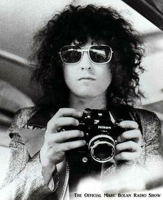 Marc Bolan - Nikon F