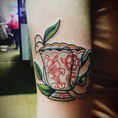 tea bag tag says mom done by amanda at bayside ink, beachwood nj