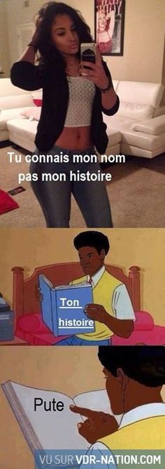 Your story #VDR #DROLE #HUMOUR #FUN #RIRE #OMG
