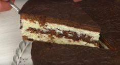 """Восхитительный торт """"Баунти"""" с манным кремом"""