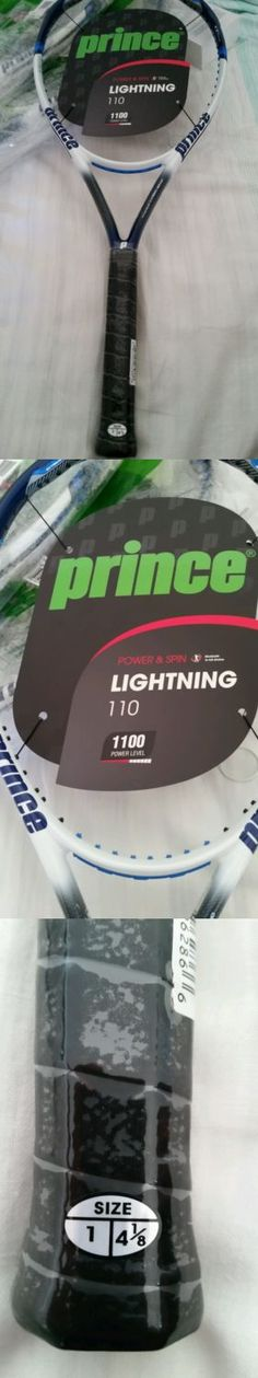 Racquets 20871: Prince Lightning 110 Tennis Racquet Grip 4 1 8 -> BUY IT NOW ONLY: $59.9 on eBay!