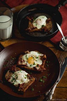 eggs in a basket | Foodienarium