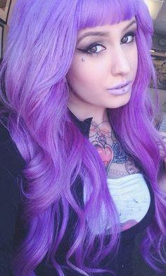 Colorful Hair, gorgeous hair color