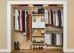 Closet Maid Wood closets