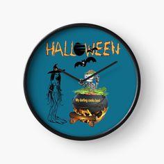 #halloweengifts #spooky #gift #cool #funny #halloween #humor #halloweenshirt #party #costume #rbartprompt #sticker #halloweensticker#redbubbleartist #redbubble #findyourthing #clock #wallwatches #halloweenclock