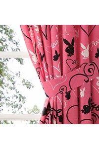 Playboy Curtains