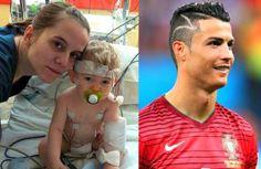 Entenda a história do corte de cabelo em zig-zag de Cristiano Ronaldo no jogo Portugal x Estados Unidos