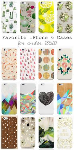 Favorite iPhone 6 cases - Delineate Your Dwelling