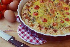 Torta salata campagnola