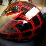 Custom Motorcycles Helmets Gallery