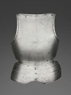 Infantry Breastplate, Nurnberg 1508. Bearing quality marks of Nurnberg and Augsburg - bought by Maxmilian I, perhaps inspected in Augsburg prior to issue.