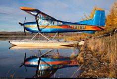 Cessna 185E Skywagon,  Fairbanks - International (FAI / PAFA) USA - Alaska, September 28, 2013