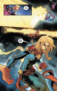 Captain Marvel: Braver & Mightier Issue - Read Captain Marvel: Braver & Mightier Issue comic online in high quality Comics Online, Captain Marvel, Marvel Comics, Brave, Comic Books, Fictional Characters, Art, Art Background, Kunst