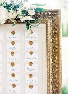 New Wedding Invitations Wax Seal Escort Cards 36 Ideas Letterpress Invitations, Custom Wedding Invitations, Wedding Stationary, Wedding Signage, Wedding Reception Decorations, Wedding Table, Wedding Favors, Trendy Wedding, Our Wedding