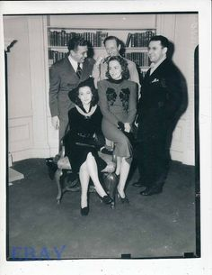 Leslie Howard George Cukor Vivien Leigh RARE Photo Gone With The Wind   eBay