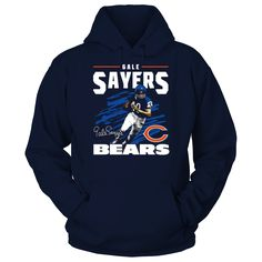Chicago Bears - Gale Sayers - Player Portrait