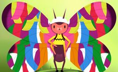 Paint My Wings es una manera divertida y fácil para los niños para pintar hermosas mariposas. Utilice el efecto espejo para crear patrones bastante - a continuación, tomar una instantánea de su creación. Ah, y ten cuidado, las mariposas son cosquillas ...