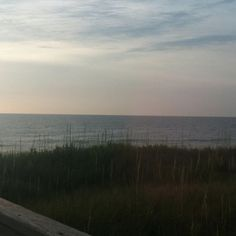 Saturday morning in the Outer Banks