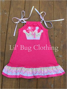 Custom+Boutique+Princess+Crown+Birthday+Girl+by+LilBugsClothing