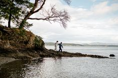 San Juan Islands Elopement Photographer- S&S — Kestrel Bailey- Seattle Wedding Photographer Small Intimate Wedding, Intimate Weddings, Guest Cabin, San Juan Islands, Island Weddings, Kayaking, Past, In This Moment, Adventure