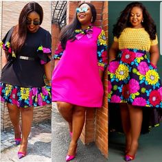 12 Ankara Styles For Women - African Fashion Outfits Ankara Style BE INSPIRED Spice up your look in our beautiful and unique Ankara African Fashion Ankara, Latest African Fashion Dresses, African Print Dresses, African Print Fashion, Africa Fashion, African Dress, African Prints, Ankara Dress, African Wear
