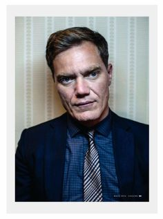 Michael Shannon Covers Esquire España May Issue