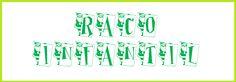 Hoy os traemos unas divertidas fuentes de Navidad http://www.racoinfantil.com/fichas-y-materiales/fuentes/navidad/