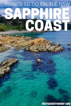 A visit to Ben Boyd National Park is an absolute must when exploring the Sapphire Coast. Click through to read about some of the other things to do on the NSW Sapphire Coast - The Trusted Traveller