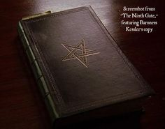 the book of nine gates movie prop