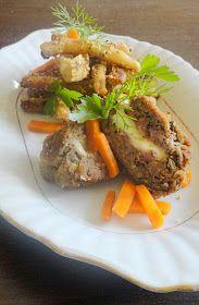 Kulinarny Zenit: Kotlety mielone z mozzarellą Mozzarella, Beef, Food, Meat, Essen, Meals, Yemek, Eten, Steak
